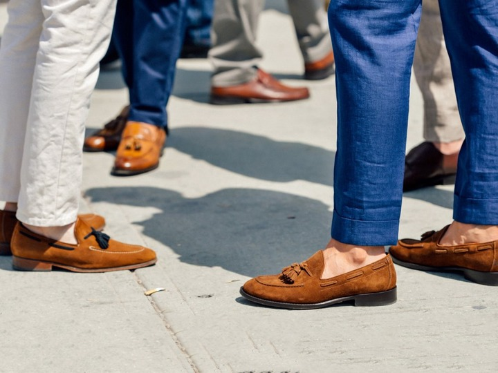The Best Mens Loafers to Upgrade your Sartorial Prowess in 2020   SPY