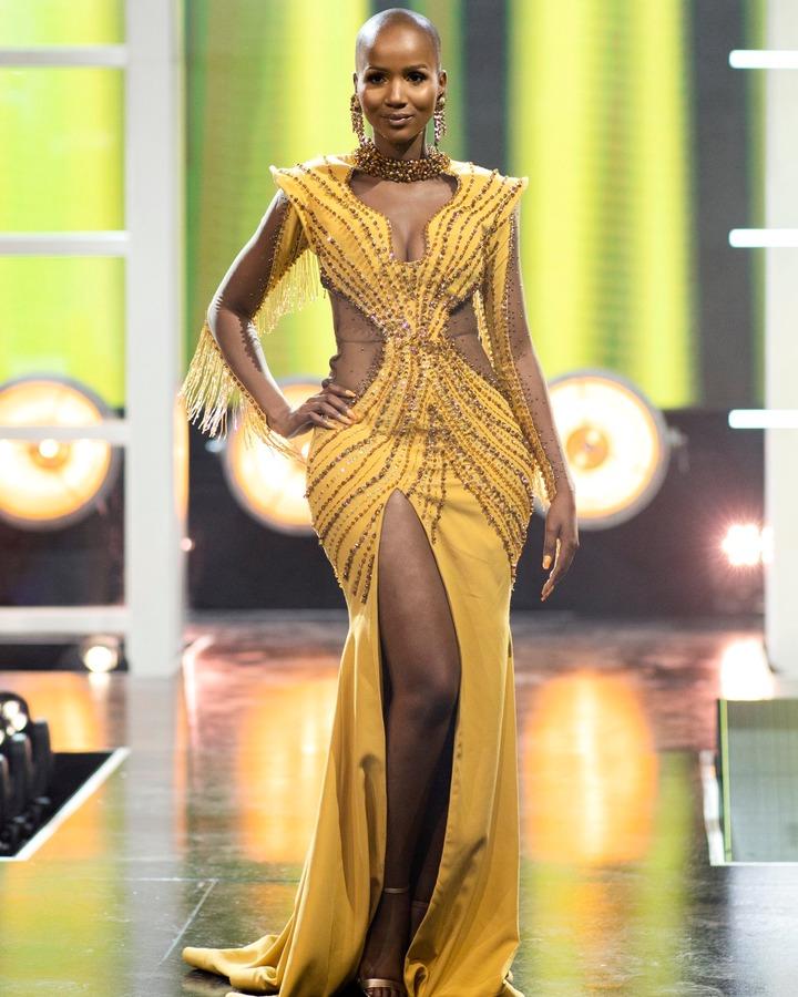 Shudufhadzo Musida Miss SA 2020 - Opera News