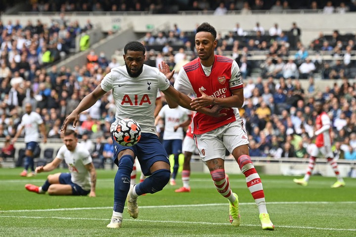 Tottenham 1-0 Arsenal: The Mind Series friendly match notes and reactions -  Cartilage Free Captain