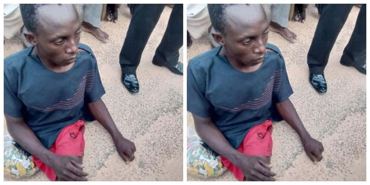 physically challenged kidnapper