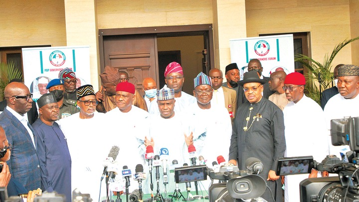 Secondus: PDP governors' six-hour meeting deadlocked | The Guardian Nigeria  News - Nigeria and World News — Nigeria — The Guardian Nigeria News –  Nigeria and World News