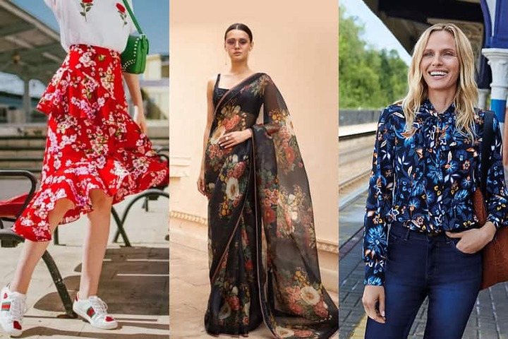 20 Floral Print Outfit Ideas Like You've Never Seen Before