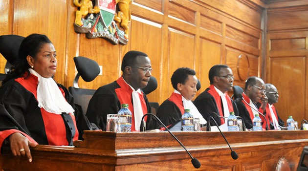 Maraga leads Supreme Court Judges in pay cut to support war on coronavirus  » Capital News