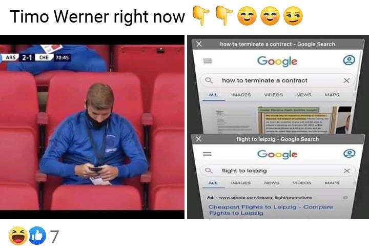 9 Hilarious Chelsea And Arsenal Memes After Gunners Win The Fa Cup Final Opera News