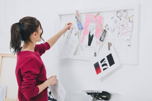 691 Fashion Mood Board Stock Photos, Pictures & Royalty-Free Images - iStock