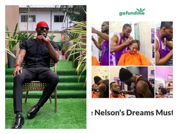 BBNaija: Prince rejects the GoFundMe donations started on his behalf -  Opera News
