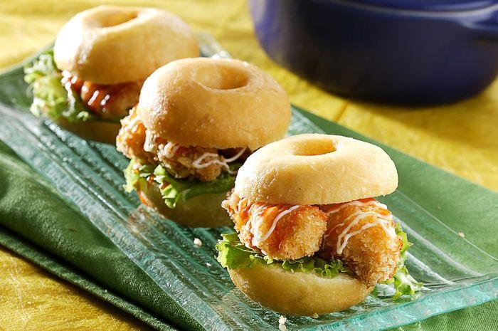 Katsu donuts