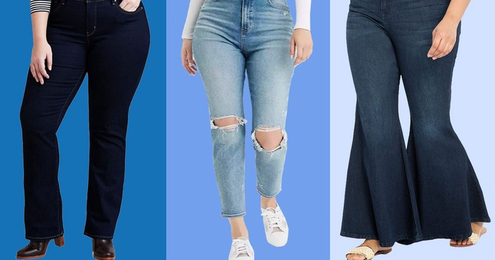 22 Best Plus-Size Jeans According to Real Women 2021   The Strategist