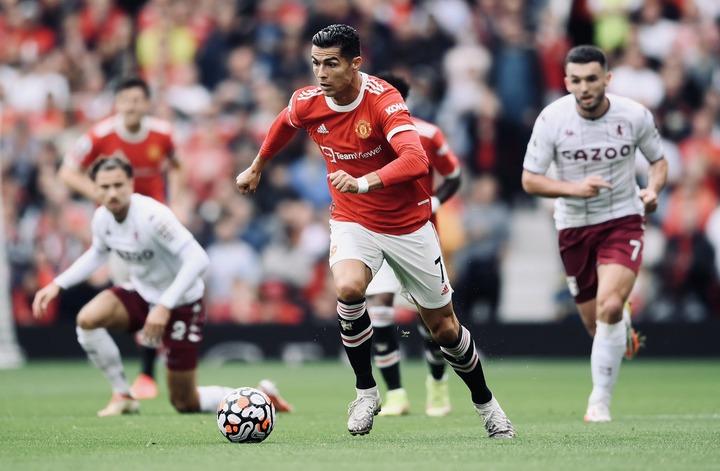 Manchester United vs Aston Villa live in Premier League watch live stream