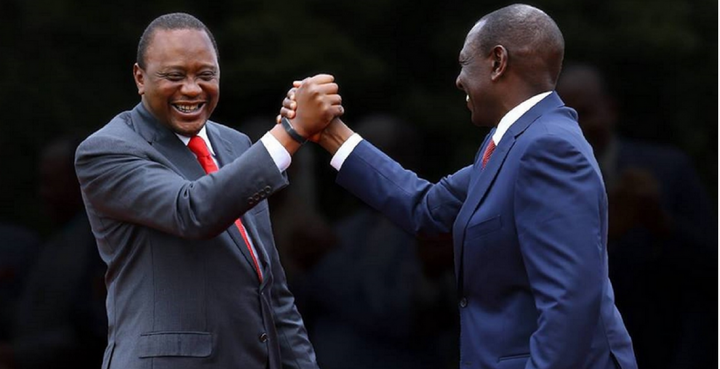 Extend Handshake to Ruto or Disregard Raila, Uhuru Told - Opera News