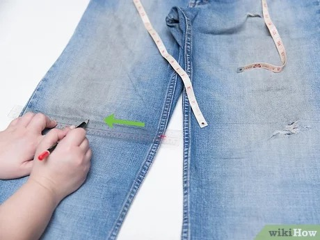 How to Make Shorts out of Pants: 10 Steps (with Pictures)