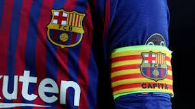 Image result for meaning of Barcelona's logo