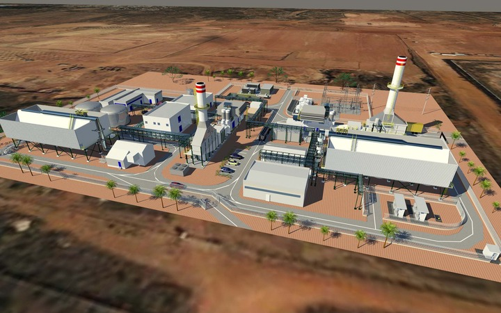 $170 million Judgment debt saga: Pictures of the GPGC 107MW power plant that has brought confusion in Ghana. 58