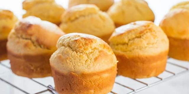 Corn meal muffins (Credit- Erren's Kitchen)