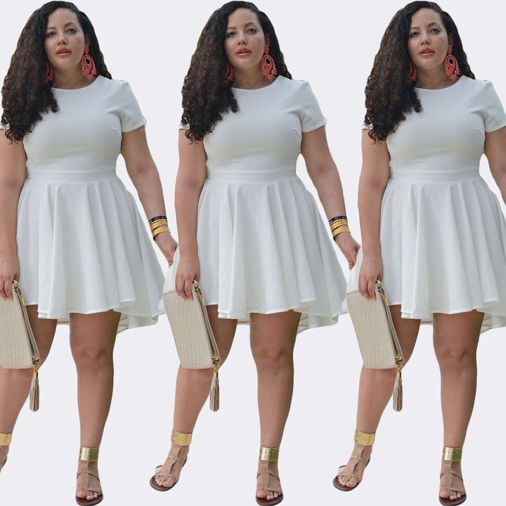 short dresses for chubby ladies off 71% - www.shivaagro.org