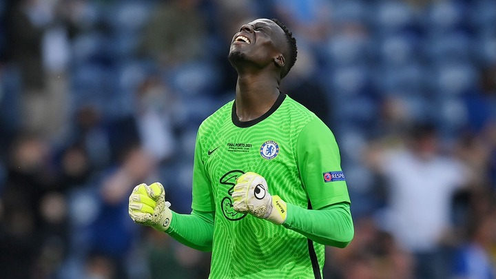 Mendy equals Champions League record after Chelsea keeper shuts out Man  City | Goal.com