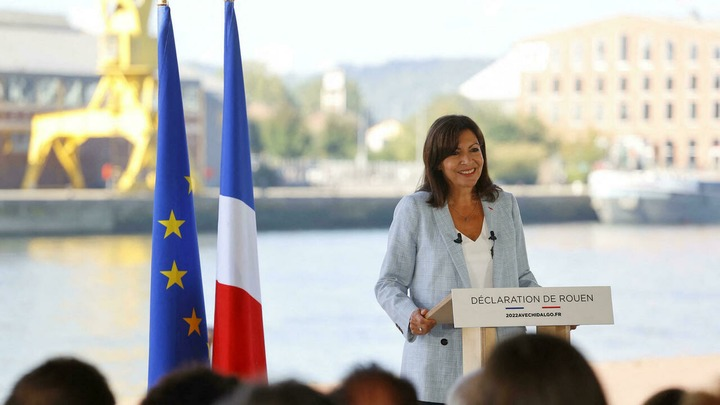 Présidentielle 2022 : la maire socialiste de Paris Anne Hidalgo officialise  sa candidature