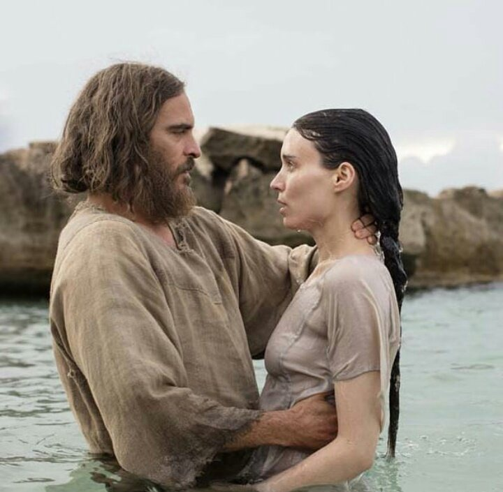 """Kayleigh Donaldson on Twitter: """"Do... Do Jesus and Mary Magdalene fuck in  this movie?… """""""