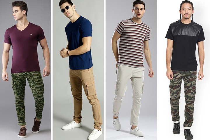 11 Best Branded Cargo Pants In India for 2021 • The Good Look Book