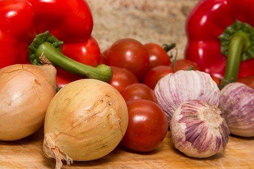 Red, Paprika, Biological, Organic