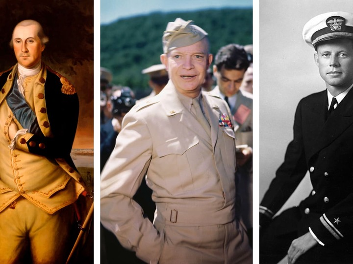 See Images of 20 U.S. Presidents Who Served in the Military—in Uniform -  HISTORY