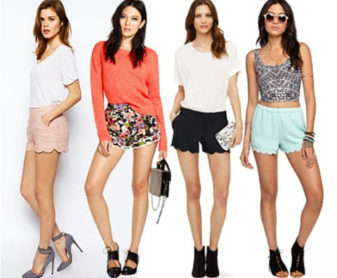 14 Women Shorts to flaunt in Summer Vacation - LooksGud.com