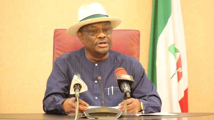 Wike reconciles Ortom, Mohammed - Orient Daily News