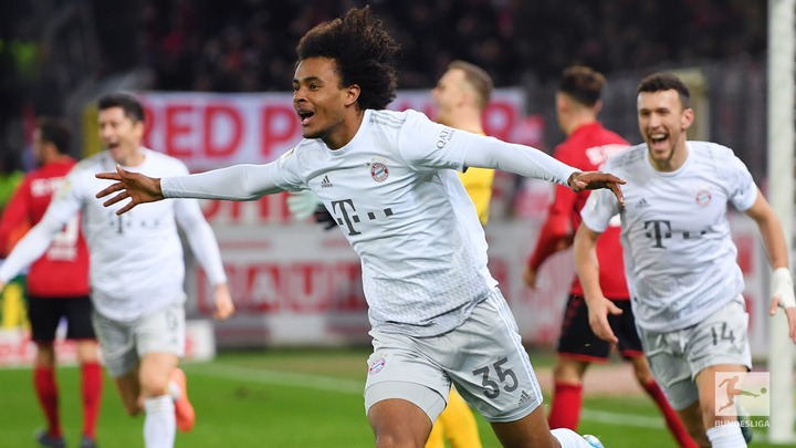 Meet Joshua Orobosa Zirkzee Teenage Bayern Munich Sensation Of Nigerian Descent Descent Opera News