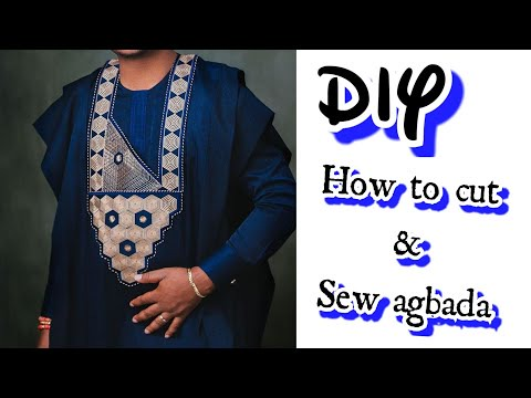 Download How To Cut And Sew Agbada.3gp .mp4 | Codedwap