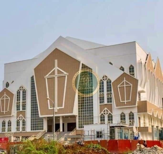 Esther Ajayi Church address in Nigeria