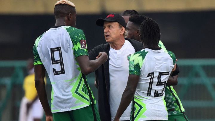 Nigeria Vs Central African Republic: Rohr Releases Super Eagles' List -  GoalBall