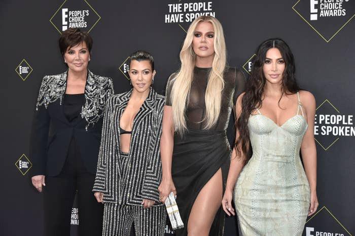 Khloé Kardashian Confirmed The Kardashians Have Started Filming Their New  Hulu Show