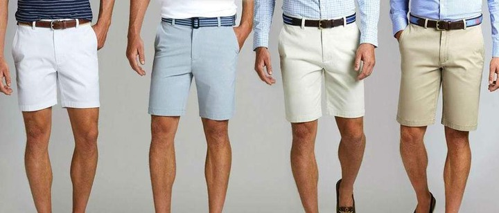 Shorts of summer 2018: how short is too short? | Goodwin Smith