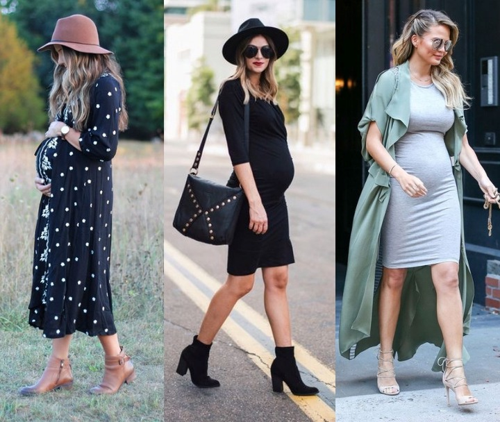 Choosing Maternity Dresses for Office and Casual Wear - Trend 4 Girls