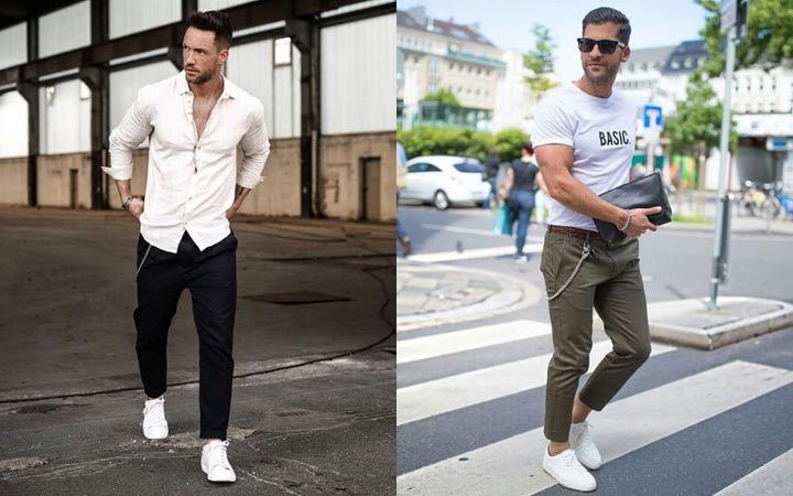 Buy types of men's casual pants> OFF-50%