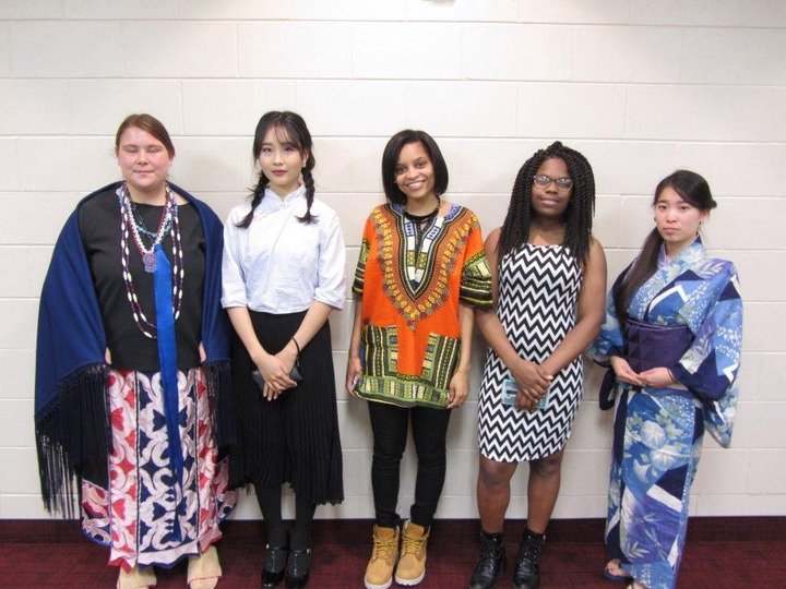 Multicultural Fashion Show – The Racquet Press