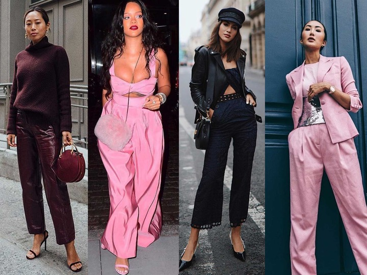 How to wear monochrome outfits like these fashionistas | FirstClasse