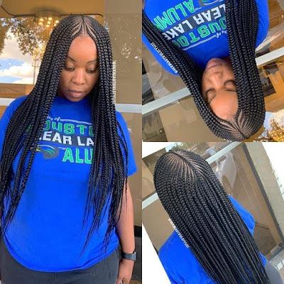 ghana braids styles <a class=
