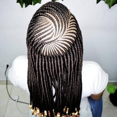 Ghana Braids Styles Ghana Braids Styles: Most Elegant Braided Hairstyles for ladies – 20 Pictures