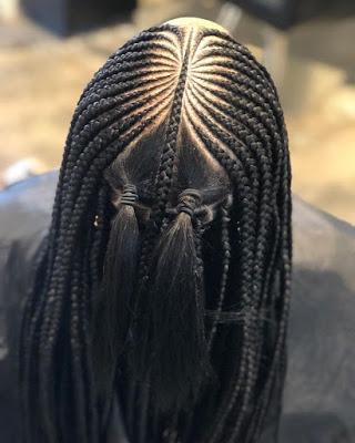 braids hairstyles Ghana Braids Styles: Most Elegant Braided Hairstyles for ladies – 20 Pictures