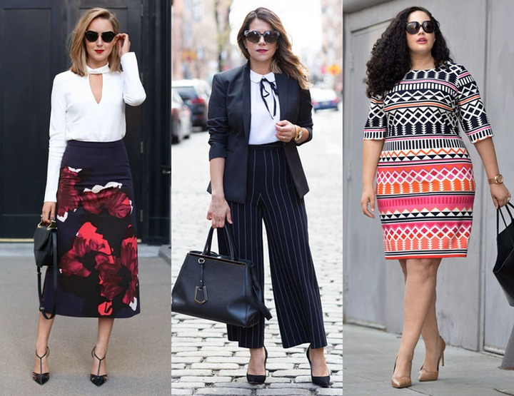 9 Office Chic Fashion Bloggers You Should Know - Stylish Workwear