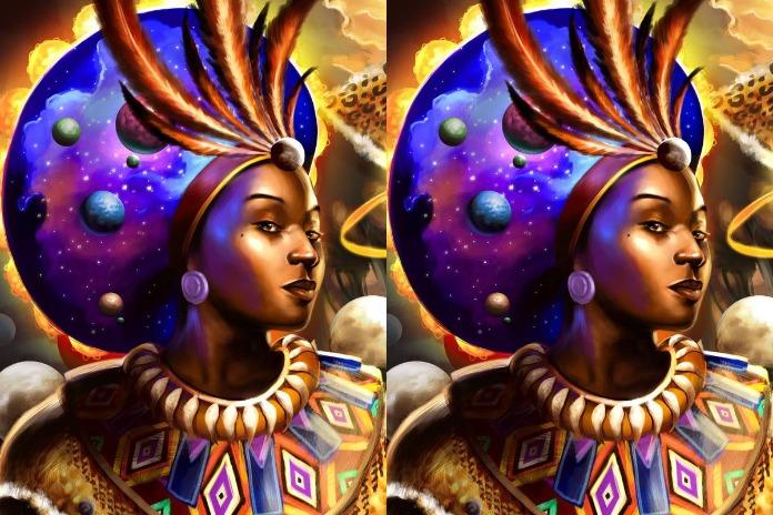 Queen Nandi Zulu
