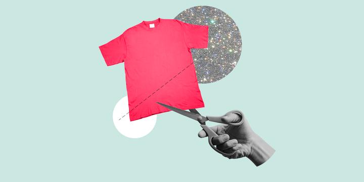 How to Cut a T Shirt 2020 - Cute DIY Ideas to Cut a T-Shirt