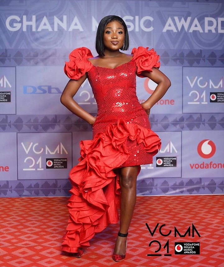 Vgma 2020 See Beautiful Photos Of Your Favorite Artist On The Red Carpet Photos Opera News