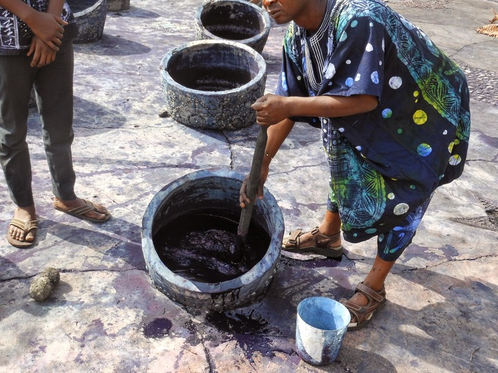 Historical View: The beauty of the Adire (Yoruba — tie and dye)