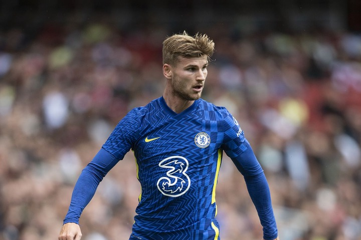 Timo Werner targeting more goals and another title with Chelsea this season  - We Ain't Got No History