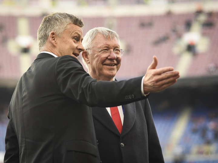Sir Alex Ferguson: This has always been the foundation of Manchester United  | Manchester United