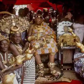 Ashanti kings