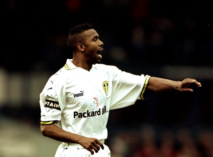 Lucas Radebe: 'I was a stranger from across the world – Leeds welcomed me  like a son' | The Independent