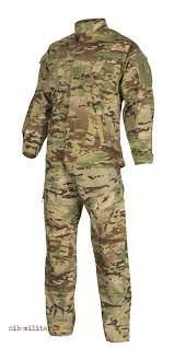 Military Uniform, US OCP Typ, Army Make, New US Scorpion W2 camo